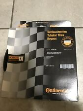 New Continental Competition Tubular Road Bike Tire 28 x 22 700 c