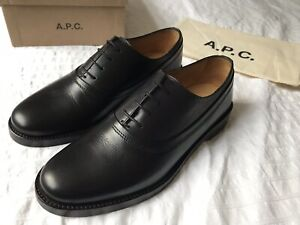 A.P.C. David Brogues Women's Shoes Size 37 UK 4 Brand New With Box RRP 375 Euros