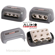 Audio System ZDB8 6-fach Stromverteilerblock 50mm² Auto KFZ Stromkabel Verteiler