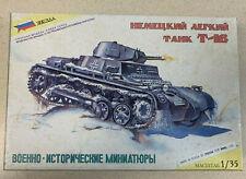 Zvezda German Panzer T-1B Tank Model Kit 1/35