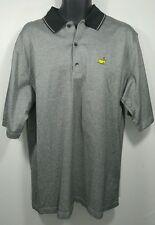 Euc Men's Augusta National Golf Shop Slazenger Polo Shirt Size Large