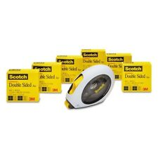 Scotch 665 Double-Sided Office Tape - 6656160