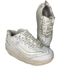Sketchers Shape Ups Shoes Sneakers Womens White SN 11800 White 6.5 US EUR 36.5