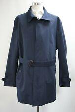 Men's M&S Navy Blue Raincoat (3XL).. Ref: 6725