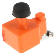Bicycle Generator Dynamo Dual USB Ports Charger for Phone Orange