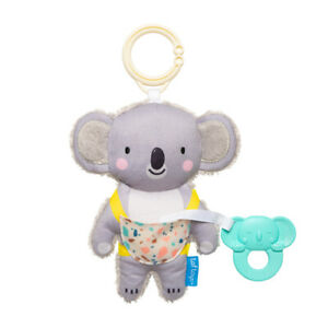 Taf Toys Kimmy Koala Take Along Baby Toy BPA Free Suitable Gift From Birth