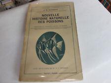 Nouvelle Histoire Naturelle des Poissons.  NORMAN J.R.