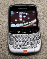 BlackBerry Curve 8520 - Black (Orange) Smartphone