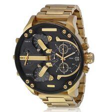 Men's Fashion Luxury Watch Stainless Steel Sport Analog Quartz Wristwatches