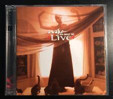 LIVE 'AWAKE THE BEST OF LIVE' 2004 2 DISC CD Album Alternative Rock