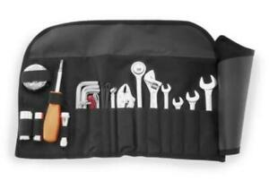 Biker's Choice Tool Kit Roll American Universal Motorcycle Harley Touring Dyna X