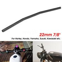 7/8'' 22mm Motorcycle Bike Drag Bar Straight Handlebar For Honda CG125 GN125