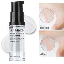 Natural All Matte Foundation Pores Invisible Oil-control Face Primer Base Liquid