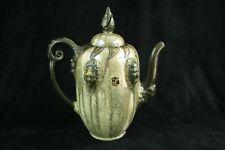 Art Deco ceramic pot Sylvain Hublet, Val d'Heure, Belgium