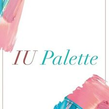 IU - [PALETTE] 4TH ALBUM CD+ 34p Booklet + 3p Photo cards + Poster- Feat.Gdragon