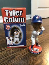 2011 Chicago Cubs Tyler Colvin SGA Bobblehead NIB MLB Baseball Boxed New