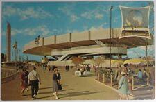1964 NEW YORK WORLD'S FAIR BELL TELEPHONE POSTCARD - UNUSED          (INV15011)
