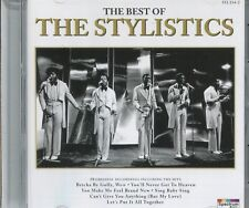 THE BEST OF THE STYLISTICS - CD