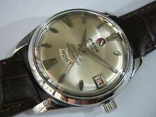 Classic RADO GREEN HORSE DAYMASTER Automatic Date Men's Watch Nice Collections