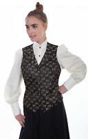 Scully Women's Floral Print Vest RW605