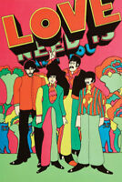 BEATLES - ALL YOU NEED IS LOVE - POSTER 24x36 - MUSIC 52438
