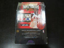 2006-07 Topps Triple Threads Basketball Factory Sealed Box 2 mini boxes