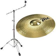 Paiste PST3 20 Ride-Becken + Potence-Support Cymbale