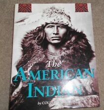 The American Indians By Colin F. Taylor -Native Culture,History,Technology- HC