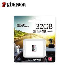Kingston High Endurance SDCE 32GB 64GB 128GB MicroSD Card Up To R/95MBs