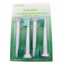 4x Mini Toothbrush Brush Heads for PHILIPS SONICARE HX6932/36 HX9362/10