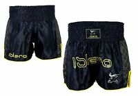 EVO Muay Thai Fight Shorts MMA Kick Boxing Grappling Martial Arts Gear UFC Cage