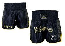 Evo Muay Thai Shorts de Artes Marciales Mma Kick Boxing Pelea Engranaje UFC Cage