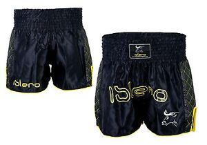 EVO Muay Thai Fight Shorts MMA Kick Boxing Grappling Martial Arts Gear UFC Cage