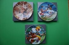 Sports Plates - Avon Moments of Victory By Ray Cara 1985