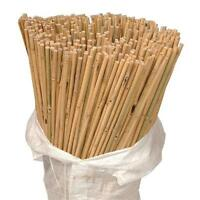 50 x 2ft Heavy Duty Bamboo Garden Canes Strong Thick Quality Plant Support
