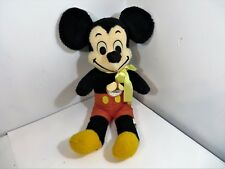 "Disney Mickey Mouse - California Stuffed Toys 24"" Vintage Plush"