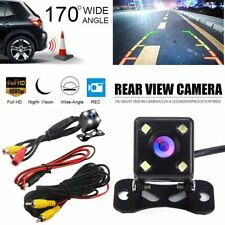 Car 170° Rear View Backup Camera Parking Reverse Back Up Camera Waterproof CMOS