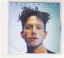 (HF410) Erik Hassle, No Words - 2015 DJ CD
