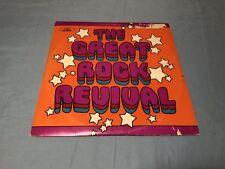 The Great Rock Revival Vinyl 2lp Set The Big Bopper