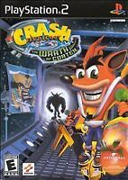 Crash Bandicoot: The Wrath of Cortex (Sony PlayStation 2, 2001) USED