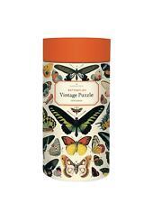 Cavallini - Vintage Jigsaw Puzzle - 1000 Pieces - 55x70cms - Butterflies