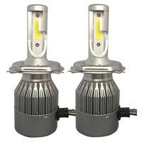 Par Faros Auto Para LED 3800lm 6000K Modelo H4