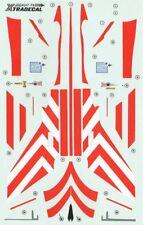 Xtradecal 1/72 Panavia Tornado F.3 1990 Red Zebra # 72017