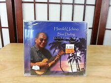 Blue Darling Harold Uchino Ukulele Artistry Hawaiian Hawaii Music CD
