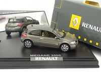 Norev 1/43 - Renault Megane 2006 Grise
