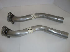 """Lot of 2 Arvin Meritor Maremont Exhaust Inlet Adapter EC1267 2.25"""" to 1.75"""" Pipe"""