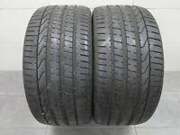 2x Sommerreifen Pirelli Pzero N1 295/35 R21 107Y / DOT xx16 / 6,5-7,0 mm
