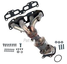 Exhaust Manifold w/ Catalytic Converter Fit 07-13 Nissan Altima 2.5L w/ Hardware