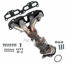 New Exhaust Manifold With Catalytic Converter For 2007 2013 Nissan Altima  2.5L