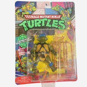 Teenage Mutant Ninja Turtles LEONARDO TMNT Classic Retro Playmates Walmart 2021
